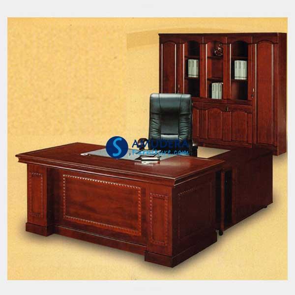 Meja Direktur Murah, Meja Direktur Glory SM 1635, Meja Kantor Murah