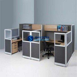 partisi-kantor-modera-2-seat-5-series