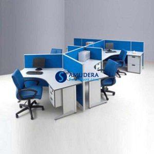 partisi-kantor-modera-5-seat-5-series