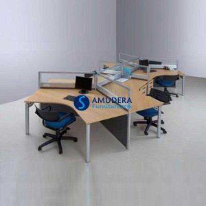 partisi-kantor-modera-6-seat-3-series