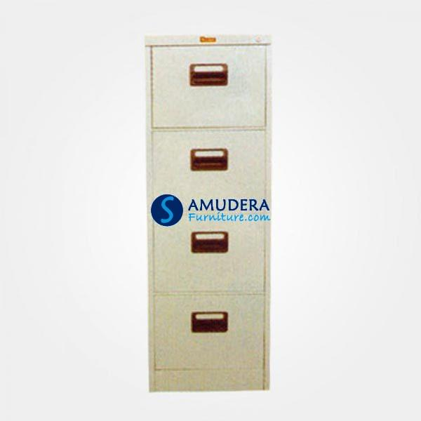 Filing Cabinet Murah 4 Laci, Filing Cabinet Lion L 44E