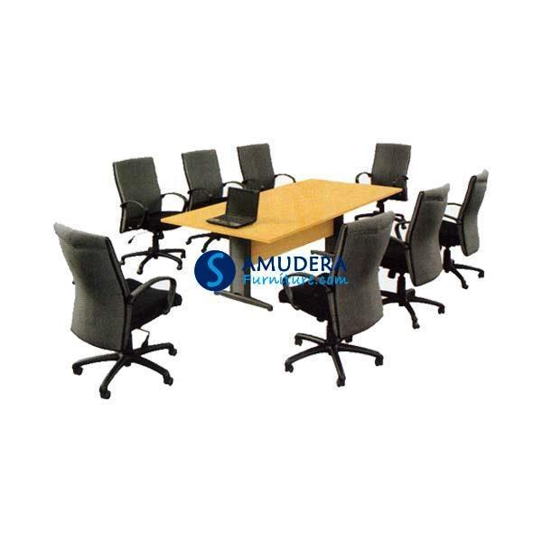 Jual Meja Meeting Murah, Meja Meeting Kantor Dino Torino TND 2411 MR