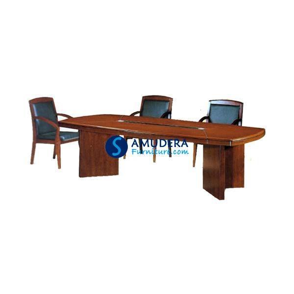 Meja Meeting, Meja Rapat Murah, Meja Meeting Kantor Glory SM 2466