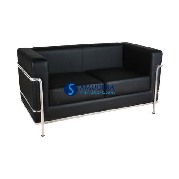Jual Murah, Sofa Kantor Minimalis, Sofa Kantor Zoom Moldova 2 Seater