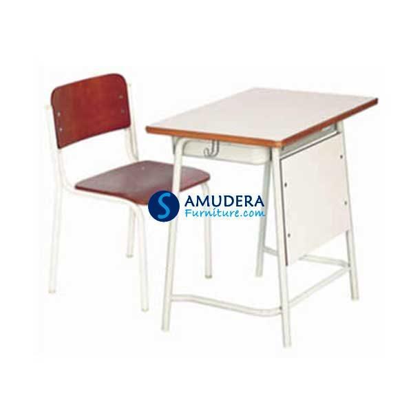 Jual Meja Sekolah Murah, Meja Sekolah Chitose Echool