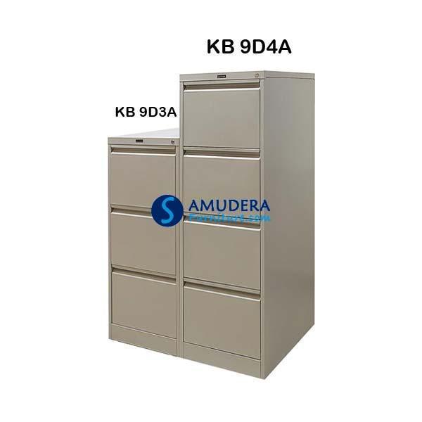 Filing Cabinet 3 Laci Murah, Filing Cabinet Prospek KB 9D3A