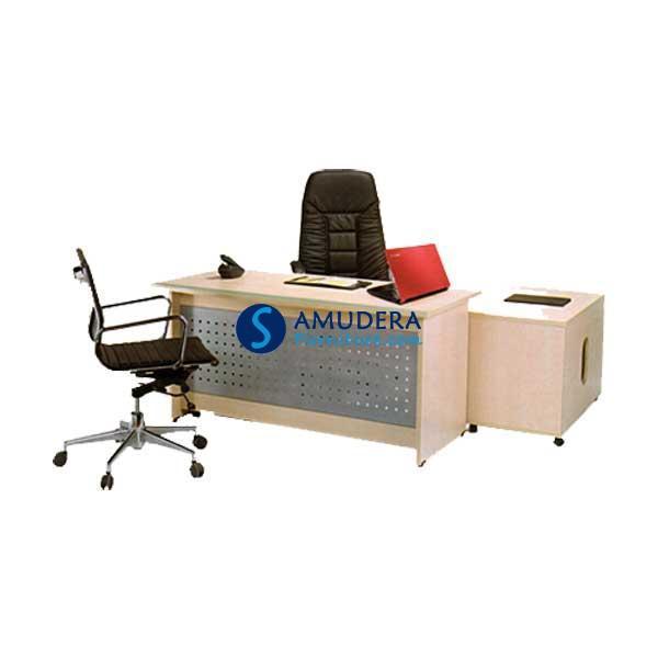 Meja Direktur Murah, Meja Direktur Aditech IS 892, Meja Kantor Murah