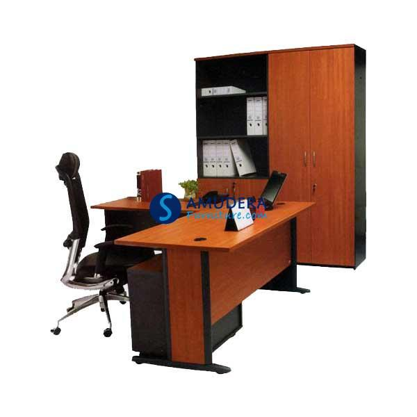 Meja Direktur Murah, Meja Direktur Arkadia Novus 1, Meja Kantor Murah