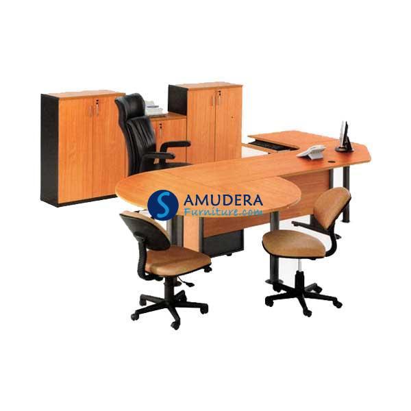 Meja Direktur Murah, Meja Direktur Arkadia Novus 4, Meja Kantor Murah
