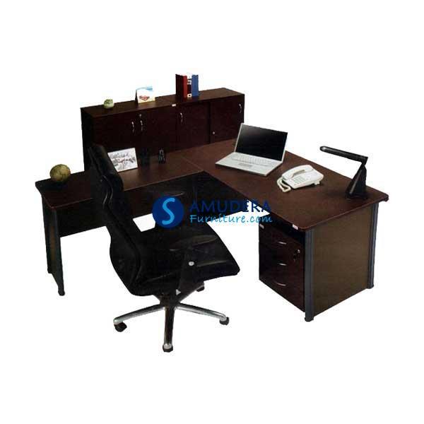 Meja Direktur Murah, Meja Direktur Arkadia Revo 1, Meja Kantor Murah