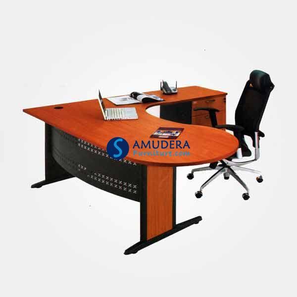 Meja Direktur Murah, Meja Direktur Arkadia Signature 3, Meja Kantor