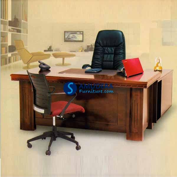 Meja Direktur Murah, Meja Direktur Glory MD 4718, Meja Kantor Murah