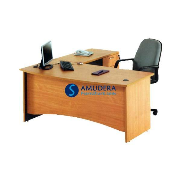 Jual Meja Kantor Staff Arkadia Pro Excel 4, Meja Kantor Staff Murah