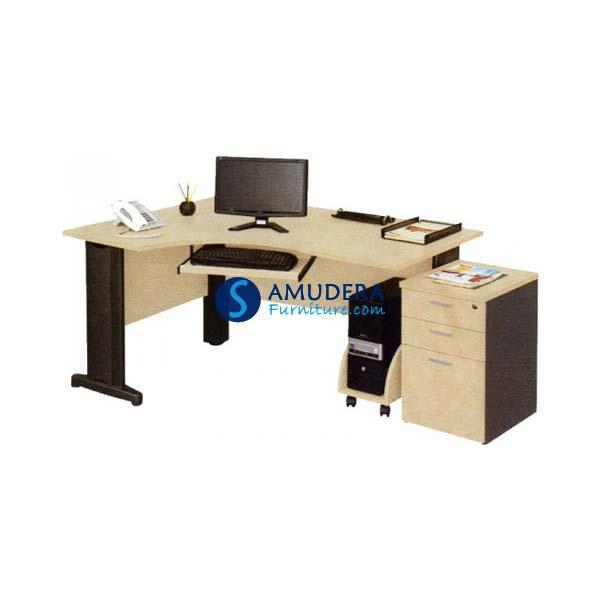 Jual Meja Staff Kantor Murah, Meja Kantor Staff Dino Torino Personal Desk