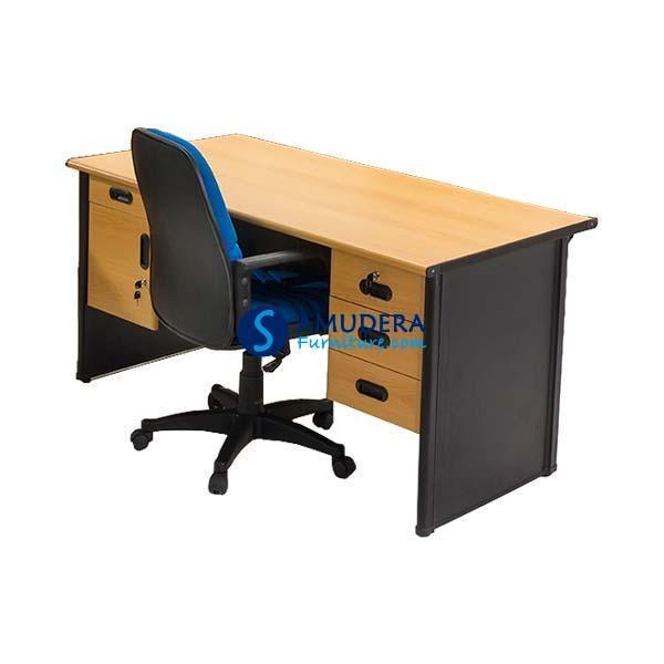 Meja Kantor Staff Global GBL 06, Meja Staff Kantor Murah