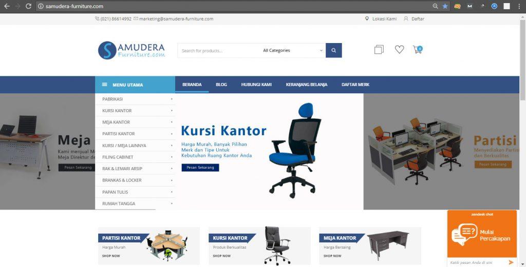 homepage-samudera