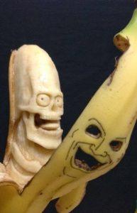 Seni ukir pisang