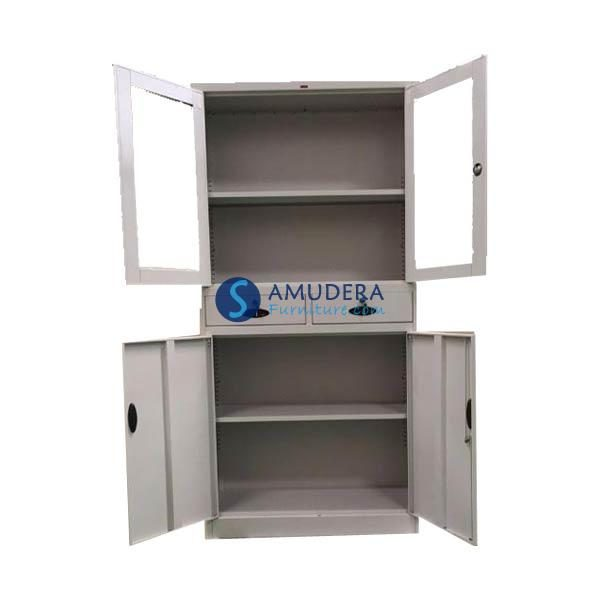 Jual Lemari Arsip, Lemari Arsip Besi Prospek Steel Cabinet KD 8D05