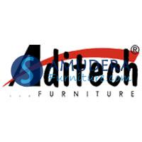 Jual Furniture Kantor Merk Aditech, Meja Kantor Aditech.