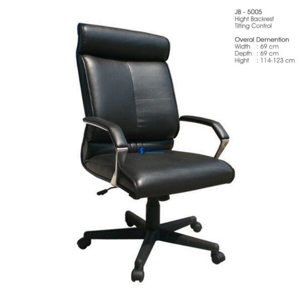 Jual Kursi Kantor Baru, Kursi Kantor Manager JB 5005
