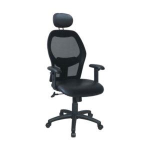 kursi-kantor-direktur-ergosit-pluto-headrest
