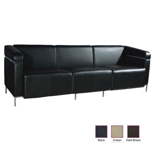 Jual Sofa Kantor, Sofa Ruang Tamu, Sofa Minimalis Harga Murah di Jakarta, Sofa Minimalis Ergosit Salvador 3