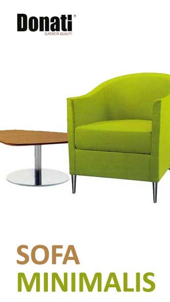 Sofa Tamu dan Kantor desain simple modern